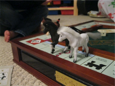Monopoly Giddy UP!