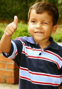 bigstock-Winning-Child-2085178