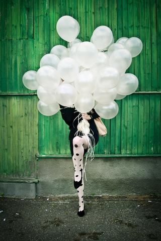 Helium Girl