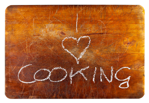 I Will Love Cooking...again soon:)
