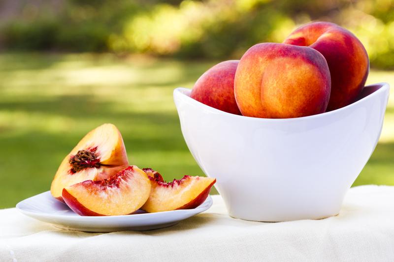 Peachy Summer